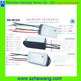 commutateur humain de détecteur de mouvement de commutateur de détecteur à hyperfréquences de 220V DEL