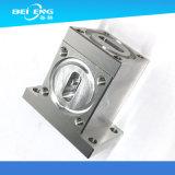 Un alluminio personalizzato CNC di 4 assi parte le parti di CNC