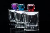bouteille de parfum de verre cristal 100ml. Bouteilles de parfum atmosphériques à extrémité élevé de pente