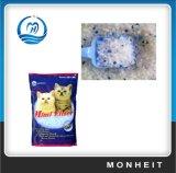 실리콘 냄새 냄새의 다양성에 수정같은 고양이 배설용상자