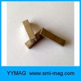 Magneet de van uitstekende kwaliteit SmCo van het Kobalt van het Samarium van de Vorm van het Blok