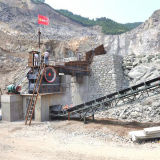 broyeur de maxillaire de extraction de machine de concasseur de pierres de broyeur de la construction 20-60tph