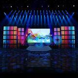 Экран дисплея полного цвета СИД Vg P4.8 крытый арендный