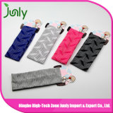 Fascia elastica di sport delle ragazze degli accessori dei capelli di modo vasta