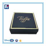 삽입을%s 가진 서류상 포장 사탕 또는 초콜렛 또는 선물 또는 설탕 상자