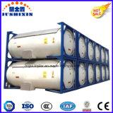 20feet контейнер стального бака углерода ISO ASME BV Csc Approved Tetrafluoroethane