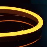 Зажим алюминия крена 50meter гибкого трубопровода SMD2835 цветастый СИД неоновый