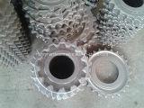 Fundição de aço, fundição de aço da liga para a roda dentada da máquina escavadora