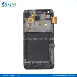 Teléfono móvil LCD del LCD del teléfono celular para la pantalla táctil de S2 I9100 LCD