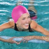 スポーツ水シリコーンによってカスタマイズされる水泳の帽子