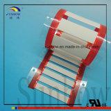 Öl-beständige Wärmeshrink-Rohrleitung für Zoll gedrucktes Text-Drucken