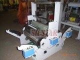 Máquina que sopla de la película plástica con Rewinder doble