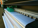 fuente del equipo de la muestra de la tarjeta de la valla publicitaria de la impresora del formato grande del 10.5FT 4PCS Konica 512I para la bandera /Vinyl /Sticker /Poster de la flexión que hace publicidad de la impresión