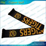Silk шарф национального праздника UAE сатинировки (B-NF19F06011)