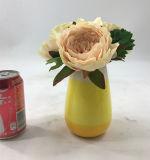 Plantas grandes de la decoración de las flores artificiales de la talla
