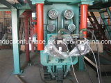 Машина непрерывного литья изготавливания штанги медного провода верхняя