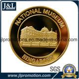 Монетка зеркала сплава цинка заливки формы