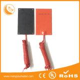 A entrega Heated elétrica da pizza da fábrica flexível de China ensaca o calefator da borracha de silicone