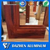 Profilo di alluminio dell'espulsione del fornitore della sezione certa della finestra di alluminio