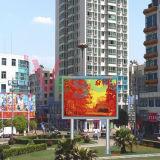 Cabina de visualización de LED de la publicidad al aire libre P5 para la pared del vídeo del LED