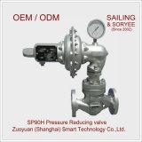 """pressão do tratamento da água do gás Sp90h de 1/2 de """" que reduz a válvula de controle"""