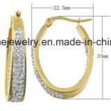 Nagel de Van uitstekende kwaliteit Ers6938 van het Oor van de Oorring van de Juwelen van de Manier van het roestvrij staal