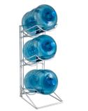 Flaschen-Regal für Tafelwaßer der Gallonen-4 Bottles&5