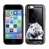Relief Printing Tiger Shockproof Cover pour LG X Cam