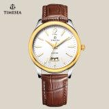 Horloge van de Armband van het Horloge van Quarz van populaire Mensen het Waterdichte met Groot Venster 72131 van de Datum