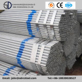 Tubulações galvanizadas da construção de aço do soldado do MERGULHO Q235 quente para o material de construção da estufa