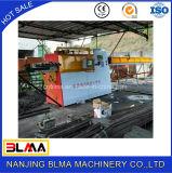 Используемый выправлять и автомат для резки штанги штанги провода CNC стальной