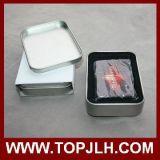 Kundenspezifisches Firmenzeichen-klassisches Öl-Nachfüllungs-Feuerzeug-Sublimation-Metallfeuerzeug
