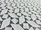 Wanhuaの織物の方法伸縮性があるStrechのレースファブリック