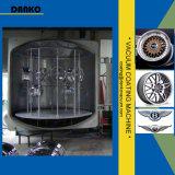 Máquina de revestimento do vácuo de Wheelhub
