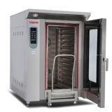 Forno elettrico di convezione del cassetto commerciale di cottura 12 con circolazione di aria