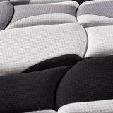 Natürliche Latex-Sprung-Matratze mit Schaumgummi-Rand verdickter strickender Textilverpackung Fb852