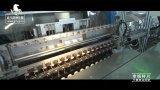 El interruptor llano Lkb-01/vávula de bola de cobre amarillo/HVAC del agua controla productos