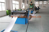 Rodillo perforado ranurado galvanizado de las bandejas de cable de la INMERSIÓN caliente que forma la máquina de la producción hecha en fábrica en China