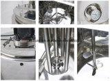 Het Mengen zich van de Verf van de Emulsie van China AcrylInstallatie met Drie Mengapparaten