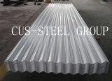 Prepainted гальванизированный лист плиты крыши металла/толя цвета Corrugated
