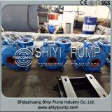 Pompe centrifuge horizontale de boue de service de longue vie de haute performance