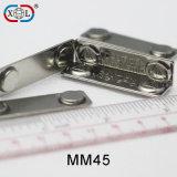 45mm Längen-Abzeichen magnetisch mit zwei Magneten