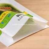 Sac de empaquetage en plastique personnalisé d'aliment pour animaux familiers