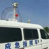 100m de Camera CCD van de Politiewagen PTZ van IRL van de Hoge snelheid van de Visie van de Nacht