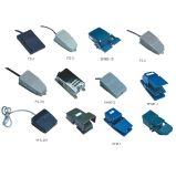 Interruttore elettrico del tasto del pedale dell'attuatore