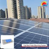 Support solaire de toit efficace élevé en métal (NM003)