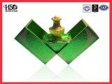 Elegante caja de papel de perfume de almacenamiento Caja de papel plegable para el perfume