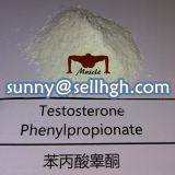 Testosterona esteroide sin procesar Phenylpropionate del polvo de Hormoen para el crecimiento del músculo