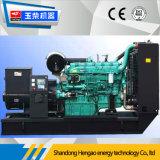 Wechselstrom-Dreiphasenausgabe-Typ 500kw elektrischer Dieselgenerator