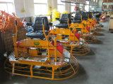 Aufbau-Maschinerie-Benzin-konkrete Fahrt auf EnergieTrowel (CER) mit richtungsunabhängigem Lenksystem